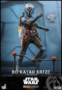 *PREORDER* Star Wars – The Mandalorian: BO-KATAN KRYZE 1/6 by Hot Toys