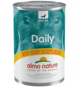 Almo Nature - Daily Dog - Adult - 400g x 6 lattine