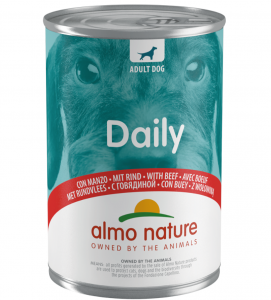Almo Nature - Daily Dog - Adult - 400g x 6 lattine