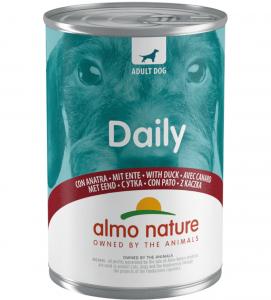 Almo Nature - Daily Dog - Adult - 400g x 24 lattine