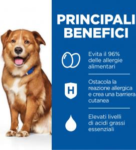 Hill's - Prescription Diet Canine - Derm Complete - 12kg x 2 sacchi