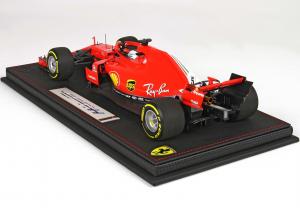 Ferrari Sf71-H Gp Australia 2018 S. Vettel Winner Ltd 150 Pcs 1/18 Bbr