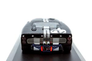 Ford Gt40 Mkll Winner 24H LM 1966 McLaren Amon 1/43 Minichamps