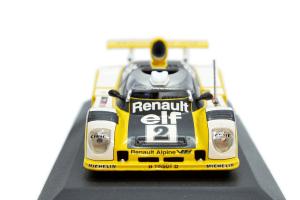 Renault Alpine A 442B Winner Le Mans 1978 Pironi Jaussaud 1/43 Minichamps