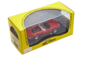 Ferrari 500 Trc Prova 1956 1/43 Art Model Made in Italy