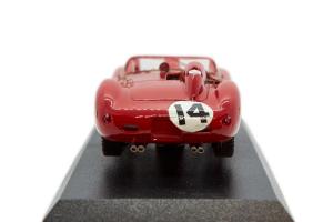 Ferrari 290 MM Sebring 1957 Von Trips Hill 1/43 Art Model Made In Italy