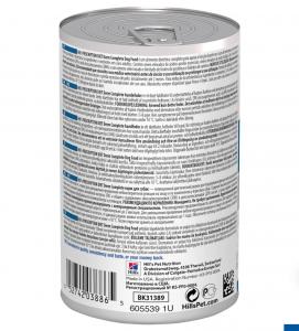 Hill's - Prescription Diet Canine - Derm Complete - 370g x 12 lattine
