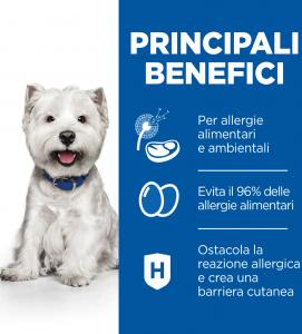 Hill's - Prescription Diet Canine - Derm Complete Mini - 1.5kg