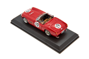 Ferrari 250 California Nassau Von Trips 1/43 Art Model Made In Italy