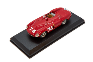 Ferrari 750 Monza Targa Florio 1955 Pucci Cortese 1/43 Art Model Made In Italy