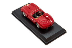 Ferrari 290 Mm Nurburgring 1957 Gregory Morolli 1/43 Art Model Made in Italy