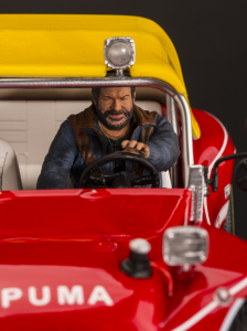 Auro scala 1:18 Altrimenti ci arrabbiamo BUD SPENCER - DUNE BUGGY by Infinite Statue