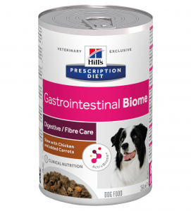 Hill's - Prescription Diet Canine - Gastrointestinal Biome Stew - 354g x 6 lattine
