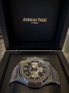 Orologio secondo polso Audemars Piguet Royal Oak Chronograph