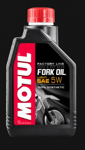 105924 OLIO MOTUL FORK OIL FL LIGHT 5W