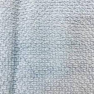 Asciugamani chicco di riso azzurri
