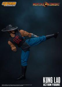 *PREORDER* Mortal Kombat: KUNG LAO by Storm Collectibles