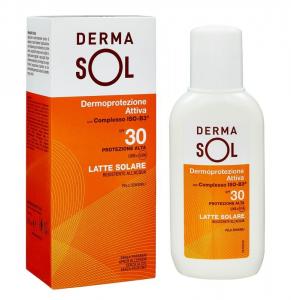 DERMASOL LATTE SOLARE  PROTEZIONE/ALTA SPF30