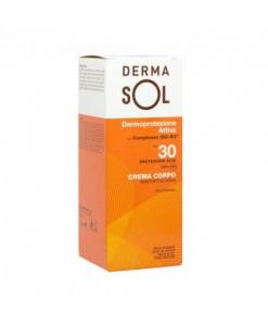 DERMASOL CREMA SOLARE CORPO PROTEZIONE/ALTA SPF30