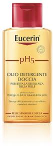 EUCERIN PH5 OLIO DETERGENTE DOCCIA PELLE SECCA 200 ML