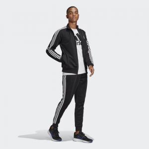 Tuta Adidas Performance - Nera da uomo GK9651