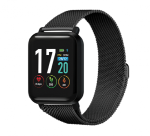 TECHMADE Smartwatch Stark Collection - Total Black