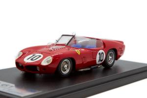 Ferrari Tr61 LM Winner 1961 Oliver Gendebien Phil Hill 1/43 Die Cast Model Looksmart
