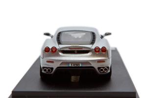 Ferrari F430 2004 Titanium Grey 1/43 Die Cast Model BBR
