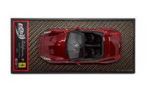 Ferrari California T 2014 Met. Red 1/43 Die Cast Model BBR Geneve Auto Show