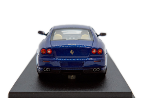 Ferrari 612 Scaglietti Blue Tour De France 1/43 Die Cast Model BBR