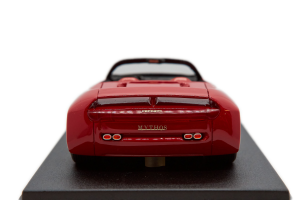 Ferrari Mythos Red 1/43 Die Cast Model MR Collection Made in Italy