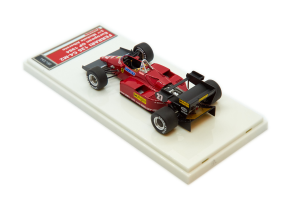 Ferrari 126 C4-M2 Gp Europa 1984 2nd Michele Alboreto 1/43 Tameo Built