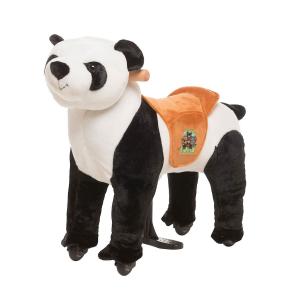 Cavallo Cavalcabile con ruote XS MINI Panda