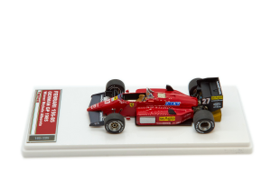 Ferrari 156-85 GP Germania 1985 Winner Michele Alboreto 1/43 Tameo Built