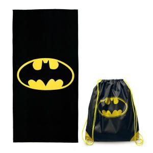 Telo mare Batman con sacca
