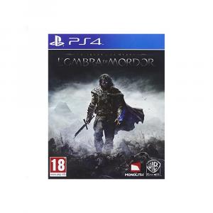 La Terra di Mezzo: L'ombra di Mordor - Usato - PS4