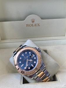 Orologio secondo polso Rolex Yacht-Master