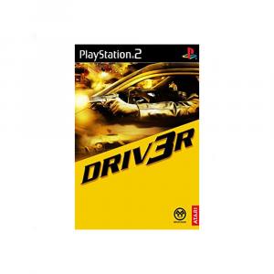 Driv3r - Usato - PS2