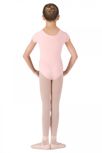 GISCL5602 body BLoch basic   bambina  in morbido supplex