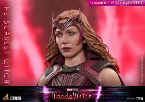 *PREORDER* WandaVision: THE SCARLET WITCH 1/6 by Hot Toys