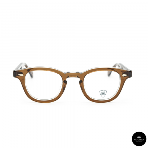 Julius Tart Optical , AR Brown Crystal