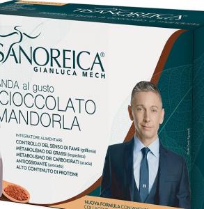 TISANOREICA BEVANDA CIOCCOLATO MANDORLA 30GX4