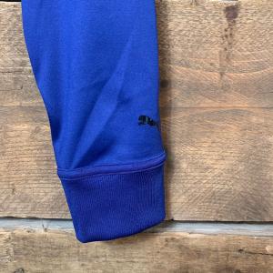 Leggings Puma 7/8 In Tessuto Elasticizzato Riciclato Blu Elettrico