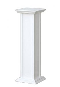 Macetero de columna altura 80 cm