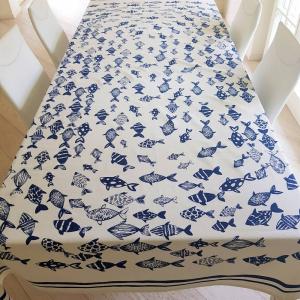 Tovaglia Pesci mediterranei