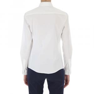 Camicia slim fit donna FAY NCWA140565SORMB001 -21