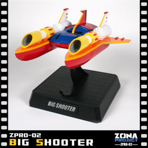 ZPRO-02 Chogokin Jeeg: BIG SHOOTER by Zona Project