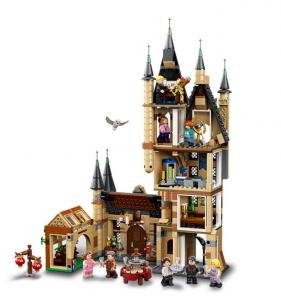 Lego 75969 LEGO Harry Potter Torre di Astronomia di Hogwarts