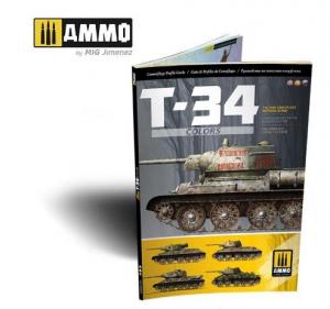T-34 Colors.