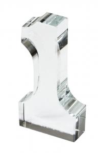 Fermacarte in vetro 1